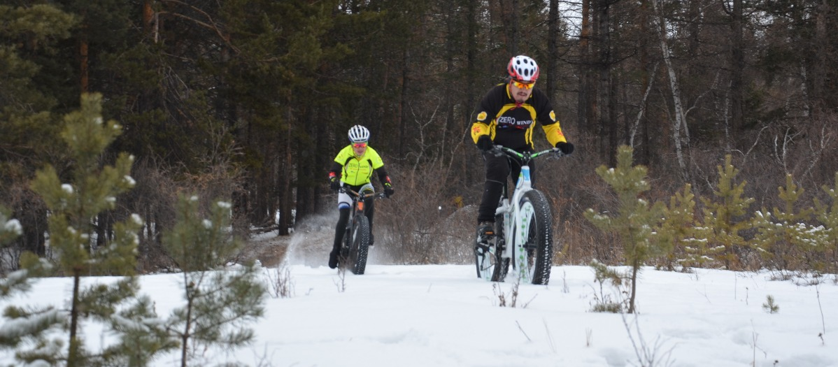 Winter Bike Adventure