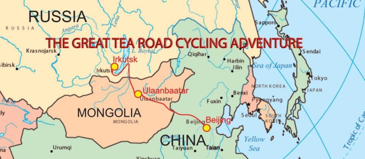 The Great Tea Road Cycling Adventure