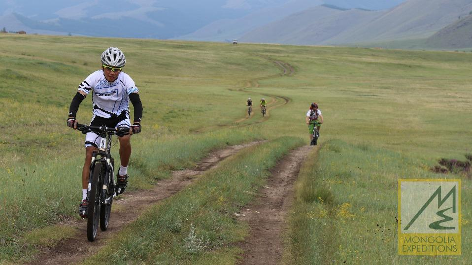 Khenty Mountain Biking Tour