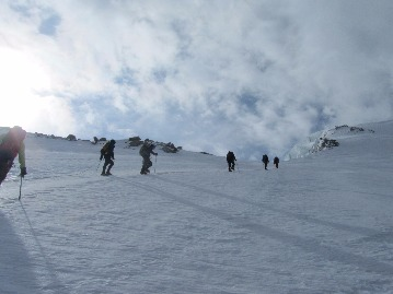 Mountaineering Tours