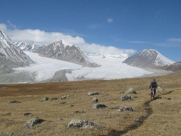 Altai Mountain Biking Tour
